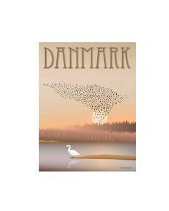 DANMARK SORT SOL