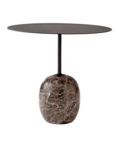 LATO TABLE LN9 WARM BLACK