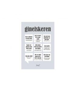 GIN-ELSKEREN