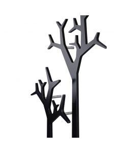 TREE WALL  SORTLAKERET