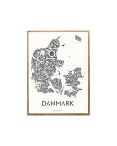 DANMARK M/BYER  KOKSGRÅ