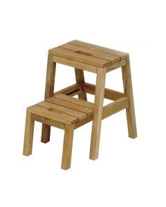 DANIA STEP LADDER TEAK