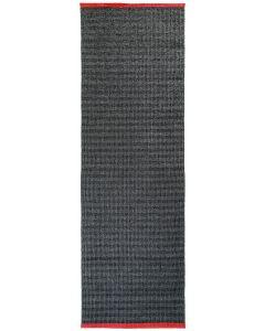 PLASTIC TÆPPE BLACK/GRAQH
