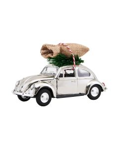 DECORATION XMAS CAR CROM