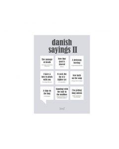 DANISH SAYINGS 2