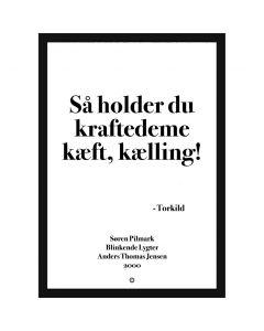 SÅ HOLDER DU KRAFTEDEME