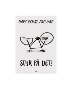 FAR HAR STYR PÅ DET