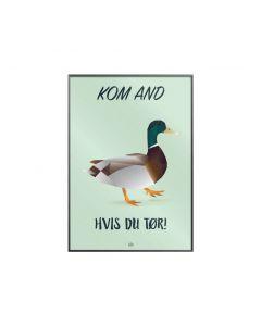 KOM AND