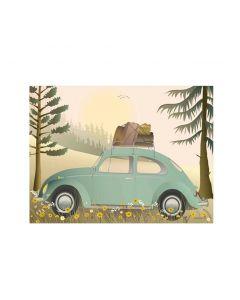 VW BEETLE  GREEN