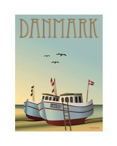DANMARK  FISKEBÅDENE