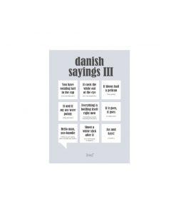 DANISH SAYINGS 3